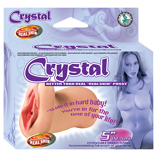Better Than Real 'Real Skin' Pussy Crystal