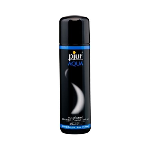 Pjur Aqua Waterbased Personal Lubricant 250ml