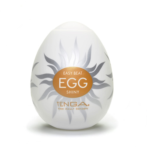 TENGA Shiny Hard Boiled Egg 1