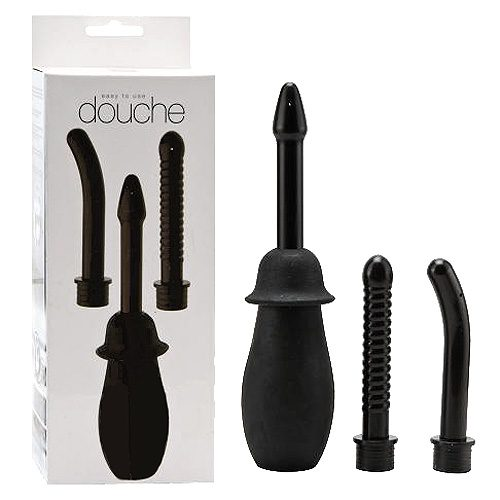 Seven Creations Anal Douche Kit