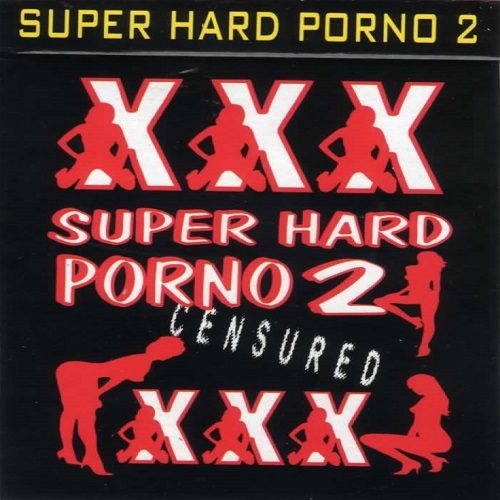 Super Hard Porno 2 Playing Cards