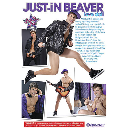 Just In Beaver Love Doll 4