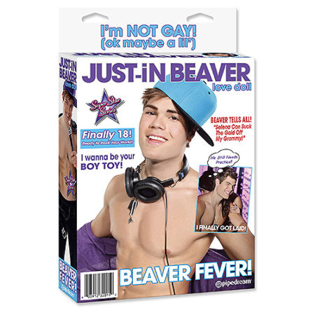 Just In Beaver Love Doll 5