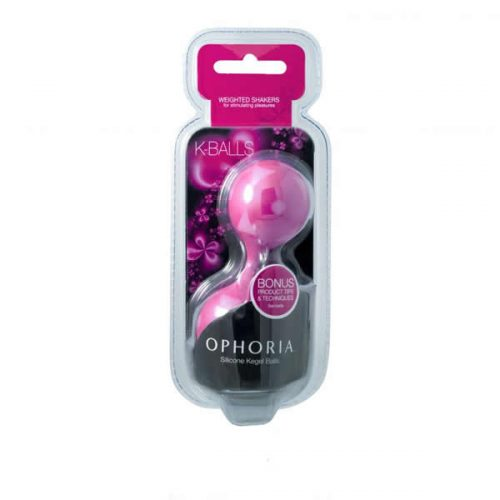 Ophoria Kegel Exercise Balls Pink