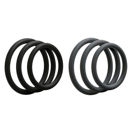 Doc Johnson Optimale 3 C-Ring Set Thin 1