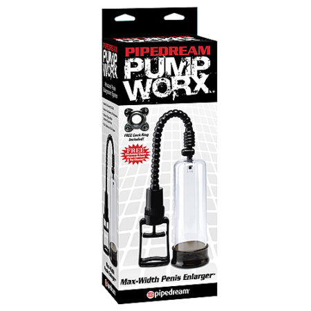 Pump Worx Max Width Penis Enlarger 2