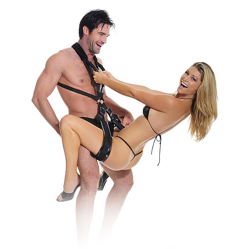 Fetish Fantasy Sex Harness 1