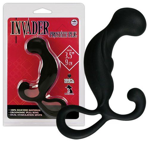 Invader Prostate Plug Stimulator