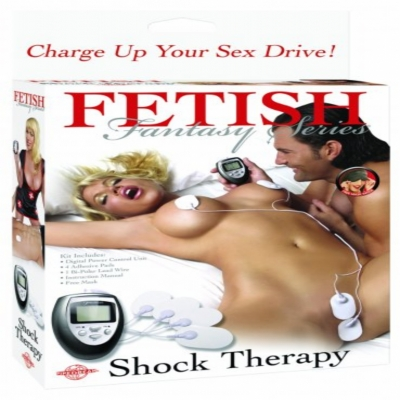 Pipedream Fetish Fantasy Shock Therapy
