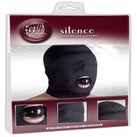 Fetish Collection Head Mask and Gag