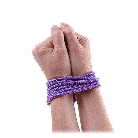 Fetish Fantasy Mini Silk Rope