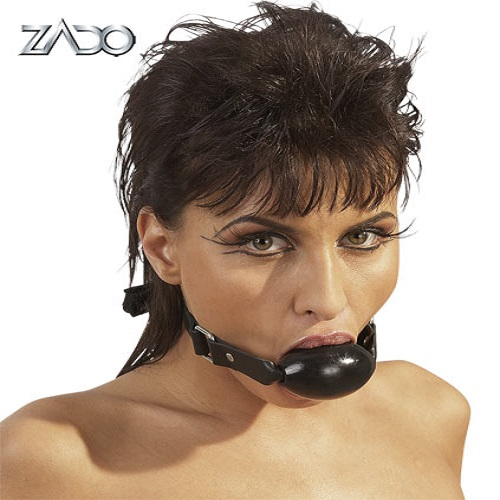 Zado Leather Gag