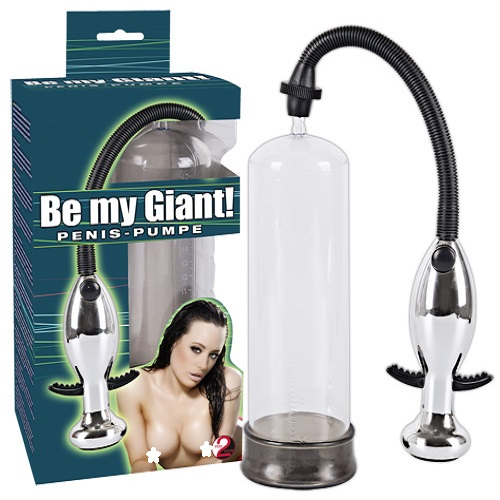 Be My Giant Penis Pump