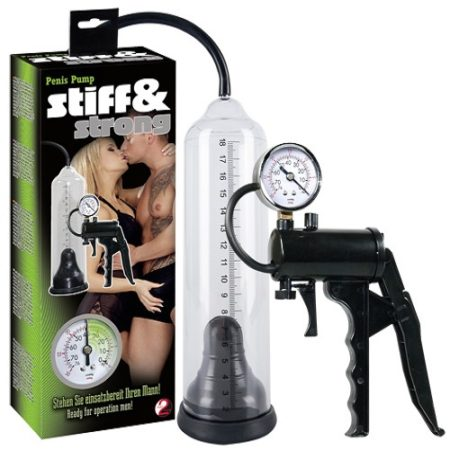 Stiff and Strong Penis Pump