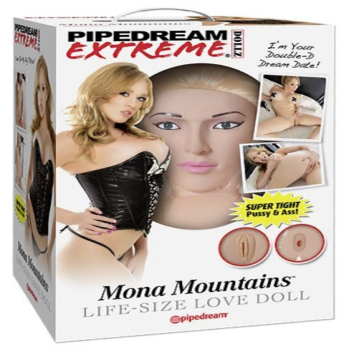 PDX Mona Mountains Life Size Love Doll
