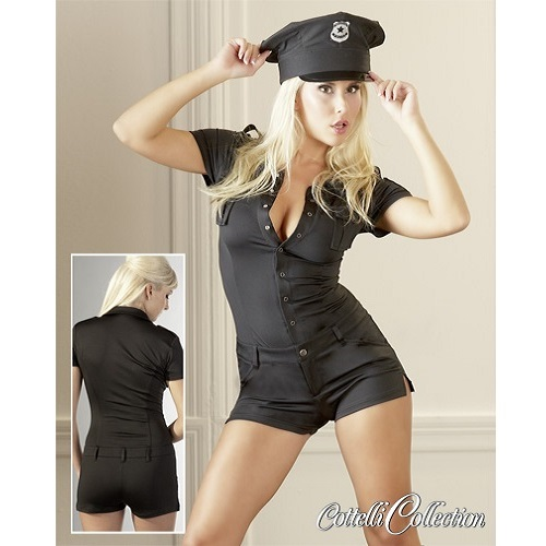 Cottelli Collection Police Jumpsuit