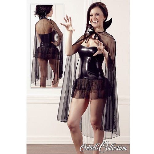 Cottelli Collection Vampire Lady Costume