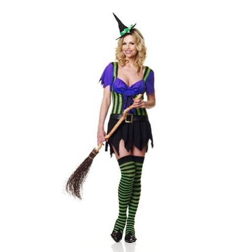 Wistful Witch Halloween Costume
