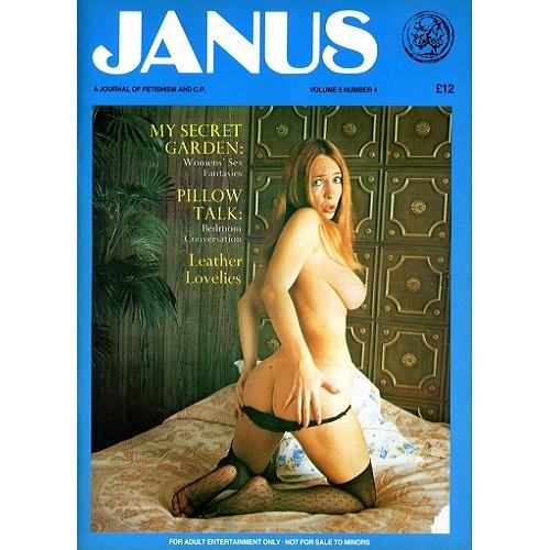 Janus Spanking Magazine Volume 5 Number 4