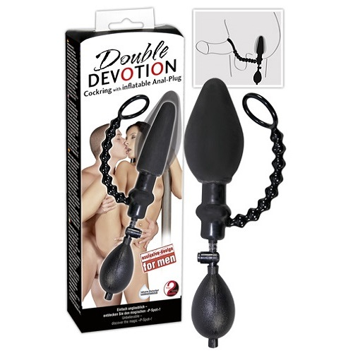 You2Toys Inflatable Double Devotion 1