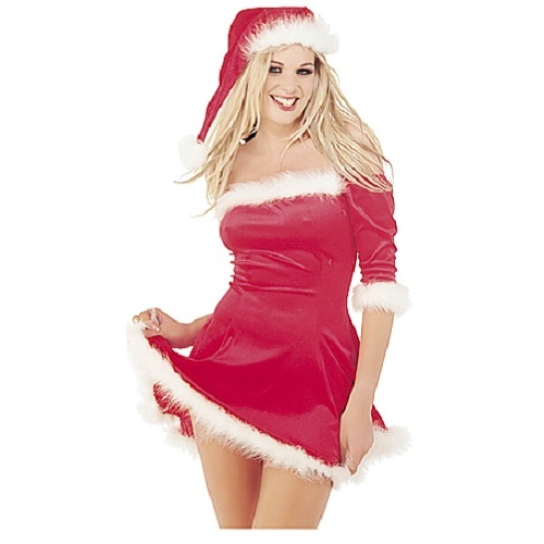 Sexy Missus Santa Costume