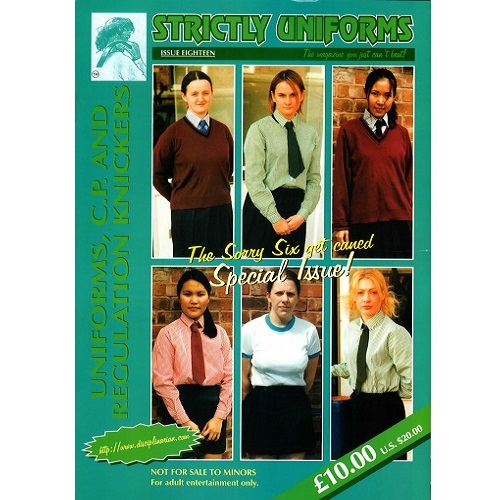 Strictly Uniforms Issue 18 Magazine