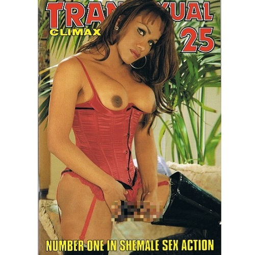Transsexual Climax 25 Magazine