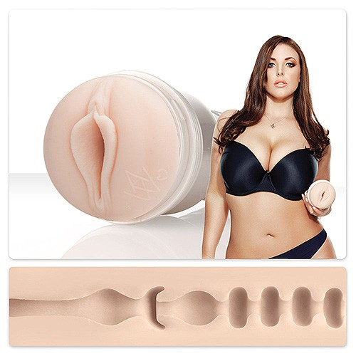 Fleshlight Girls Angela White Lotus Vagina 1