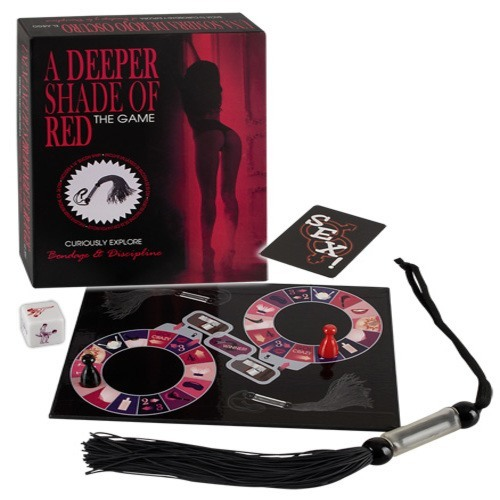 A Deeper Shade of Red Board Game 1