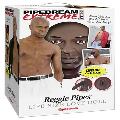 Pipedream Extreme Reggie Pipes Life Size Love Doll