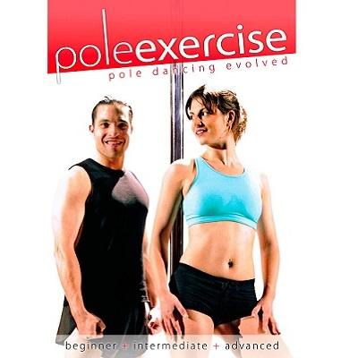 Pole Exercise - Pole Dancing Evolved DVD Beginner & Intermediate