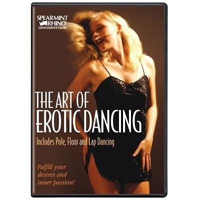 Erotic Dance Dvd