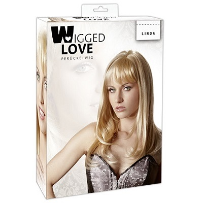 Wigged Love Linda Long Blonde Wig