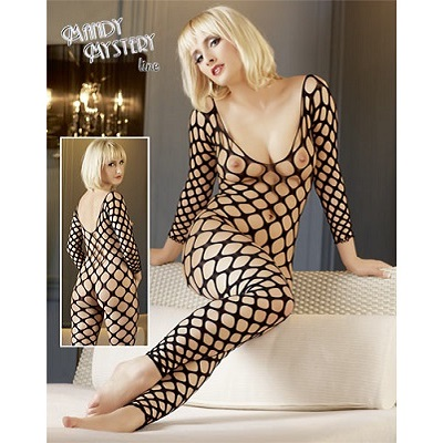 Mandy Mystery Line Bubbles Catsuit