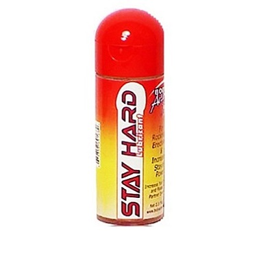 Stay Hard Climax Control Lubricating Gel 60ml