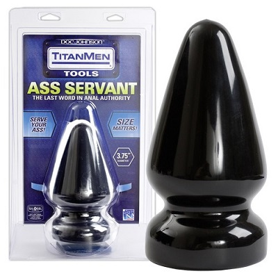 Doc Johnson Titanmen Ass Servant