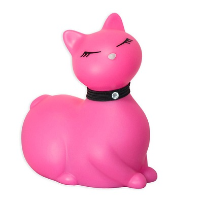 I Rub My Kitty Pink Vibrator 1
