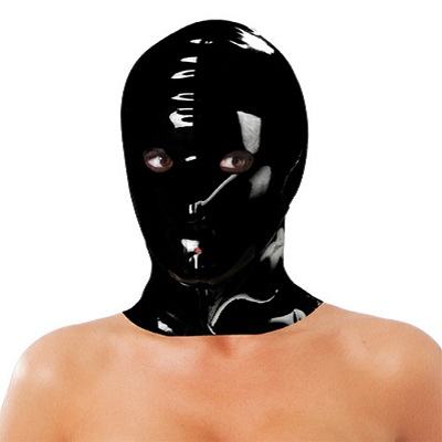 Rimba Rubber Secrets Mask