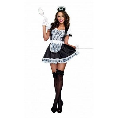 Alexa Maid For You Fancy Dress 1