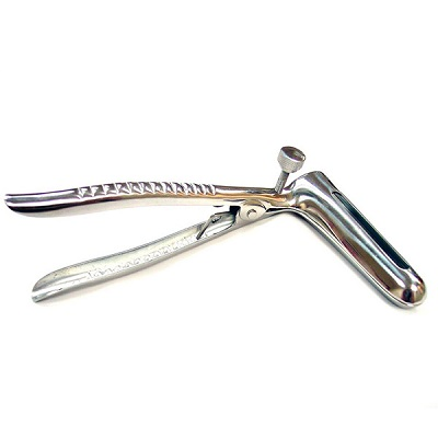 Rouge Garments Stainless Steel Anal Speculum