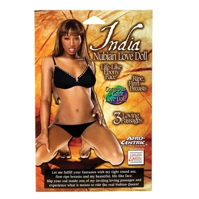 India Nubian Love Doll 1