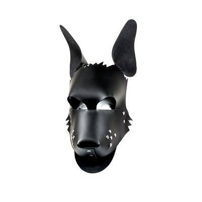 Kiotos Leather Dogface Mask 1
