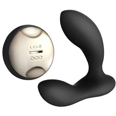 Lelo Hugo Luxury Prostate Massager Black 1