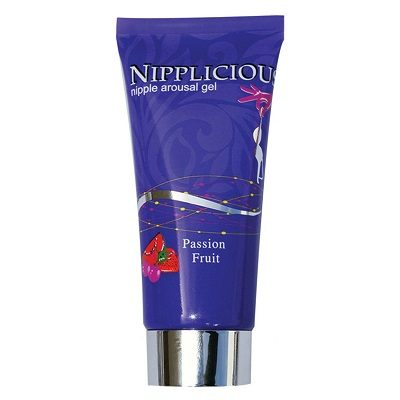 Nipplicious Nipple Arousal Gel Passion Fruit 1