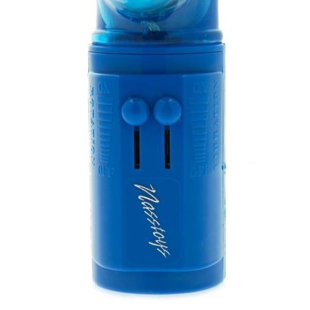 Deep Stroker Thrusting Rabbit Vibrator Blue 4