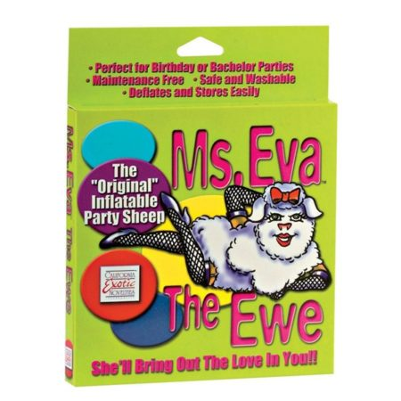Ms Eva Blow Up Sheep 1