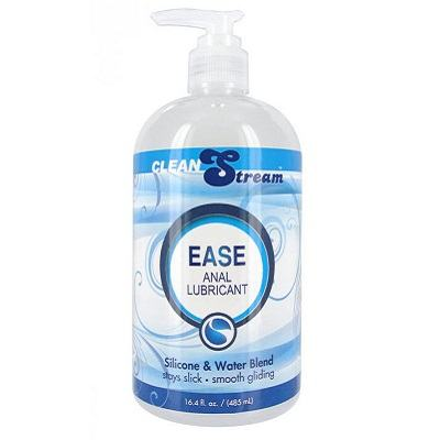Clean Stream Ease Hybrid Anal Lubricant 16.4 oz 1