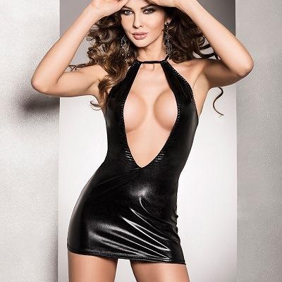 Passion Femi Dress Black 1