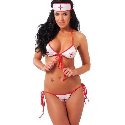 Rimba Bikini Nurse Set 1