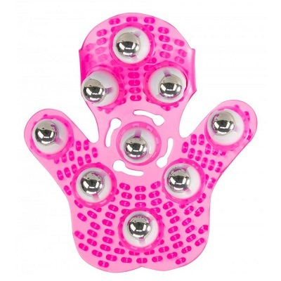 Roller Balls Massager Glove 1